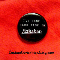 I've done hard time in Azkaban Flair 125in by CustomCuriosities