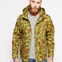 Penfield Lakeville Parka in Camo -