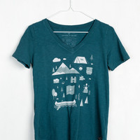 Womens National Parks Tee