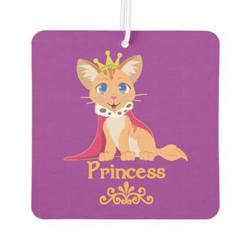 Princess Kitten Air Freshener