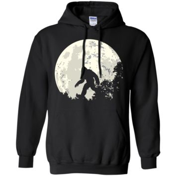Bigfoot Hoodie - I Believe In Bigfoot