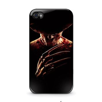 freddy krueger 2 iphone 4 4s case cover  number 2