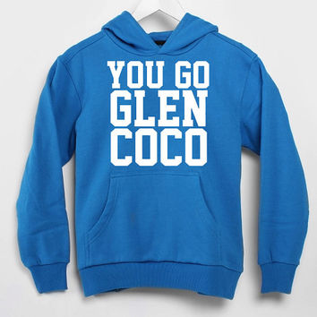 You Go Glen CoCo populer hoodie for mens and women by USA