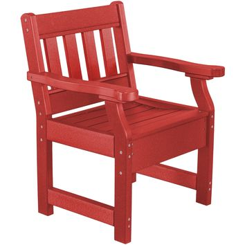 Wildridge Heritage Outdoor Garden Chair  - Ships in 10-14 Business Days
