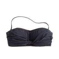 J.Crew Womens Tulle Twist Bandeau Top
