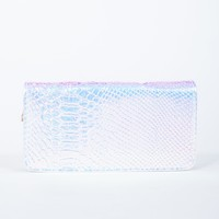 Colorful Iridescent Wallet