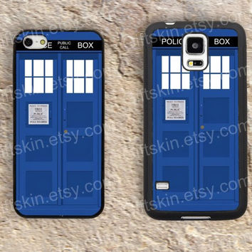 The blue door  iphone 4 4s iphone  5 5s iphone 5c case samsung galaxy s3 s4 case s5 galaxy note2 note3 case cover skin 149