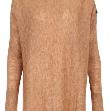 Marysia Beige Brown Knit