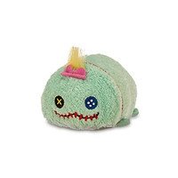"Disney Parks Exclusive Scrump of Lilo & Stitch Plush 3.5""  Tsum Tsum Toy"