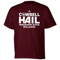 Mississippi State Bulldogs adidas Motto T-Shirt – Maroon