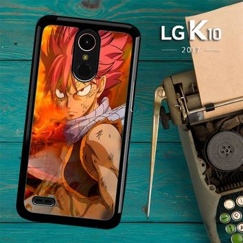 Fairy Tail Natsu Happy X4824 LG K10 2017 / LG K20 Plus / LG Harmony Case