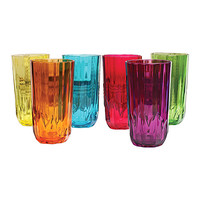 Circle Glass Prescott Tumbler - Set of Six | zulily