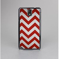 The Red Vintage Chevron Pattern Skin-Sert Case for the Samsung Galaxy Note 3