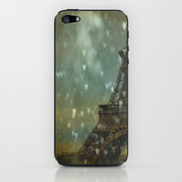 I Left My Heart in Paris iPhone & iPod Skin by Ann B. | Society6
