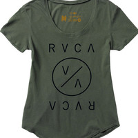 Highest End T-Shirt | RVCA