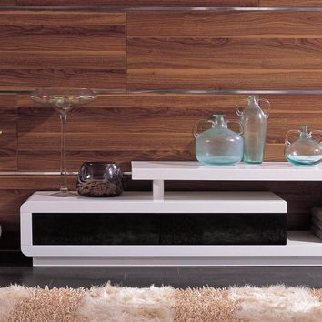 Modern Coffee Table W/ TV stand