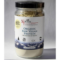 Dr. and D's Choice Organic Raw Vegan Protein - Limited Glass Edition (16 oz / 454 g)
