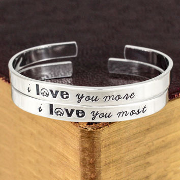 I Love You More I Love You Most - Metroid - Video Game Bracelet Set