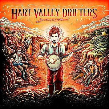 Hart Valley Drifters - Folk Time