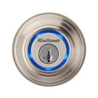 Smart Lock Door Bluetooth Touch To Open Kwikset Kevo