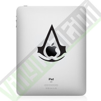 Assassins Creed iPad Decal