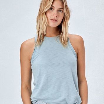 Ariel Tank Sage Green or Light Blue