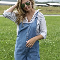 Paige Chambray Jumper