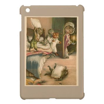 Playful Kittens Cover For The iPad Mini