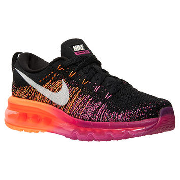 Women's Nike Flyknit Air Max Running Shoes
