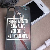 Twenty One Pilots Quotes | Musical Duo | iPhone 4 4S 5 5S 5C 6 6+ Case | Samsung Galaxy S3 S4 S5 Cover | HTC Cases