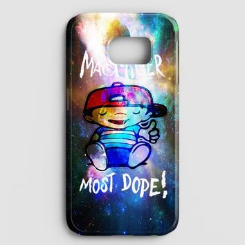 Mac Miller Most Dope Galaxy Nebula Samsung Galaxy S7 Case