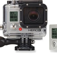 GoPro HERO3 Black Edition Wide-Angle Helmet Cam - Free Shipping at REI.com