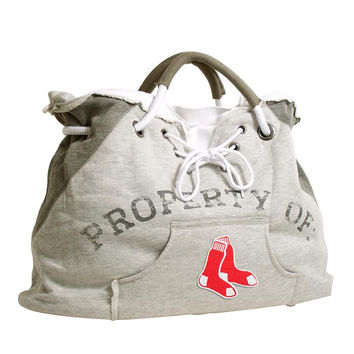 Boston Red Sox MLB Property Of Hoodie Tote