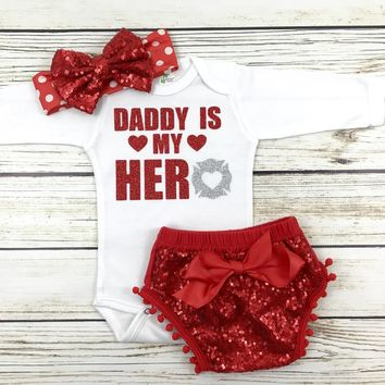 {Daddy Is My Hero} - Fire