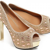 peep open toe thin high heel shoes wedding sexy   heeled Zapatos Mujer pumps heels shoes size 34-39 P16565