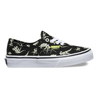 Kids Glow In The Dark Authentic | Shop at Vans