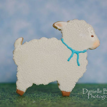 LAMB Sugar Cookies