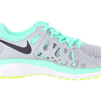 Nike Dual Fusion Run 2 Cool Grey/Gamma Blue/Club Pink/Metallic Platinum - Zappos.com Free Shipping BOTH Ways