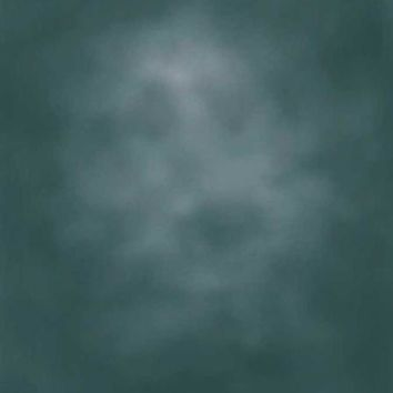 PRINTED OLD MASTERS VINCI BLUE GREEN BACKDROP - 2501 - 8x10 - LCTC2501 - LAST CALL