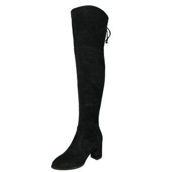 Female Winter Boots Women Over the Knee Boots