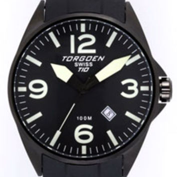 Torgoen T10 Pilot Watch T10301