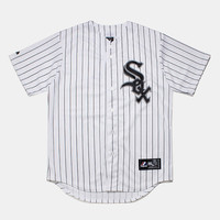 Majestic Chicago White Sox Baseball Shirt - White at Urban Industry