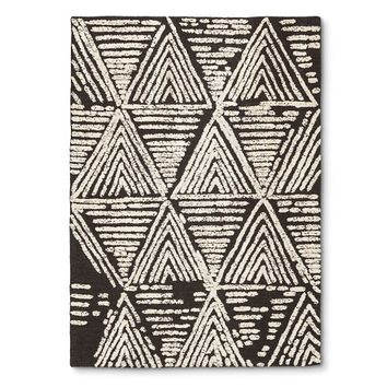 Nate Berkus Raised Geometric Rug From