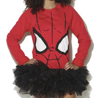 Spider-Man Face Sweatshirt | Shop Tops at Wet Seal
