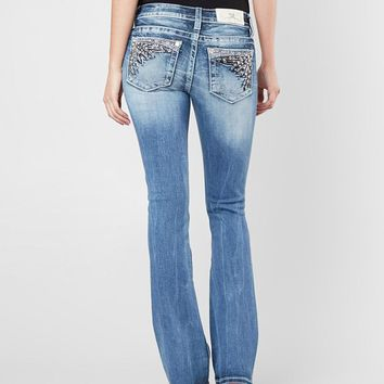 Miss Me Signature Boot Stretch Jean - Women's Jeans in M532 | Buckle
