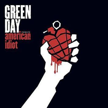 Green Day - American Idiot 2x LP Vinyl GTF R/I NEW