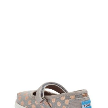 TOMS Mary Jane Flat (Baby, Walker & Toddler) | Nordstrom