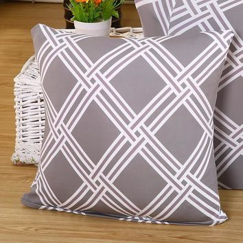 45*45cm Cushion cover pillowcases Cushion covers sofa covers slipcovers Couch covers sofa bedding set pillow case printing