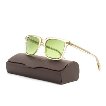 Oliver Peoples 5031S NDG Sunglasses 1094/52 50 Translucent Buff / Green C 50 mm