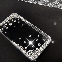 Clear iPhone 6 case iPhone 6 plus case iPhone 5 case Bling iPhone 5s case iPhone 5c case samsung galaxy s3/s4/s5/note2/note3/note4 case